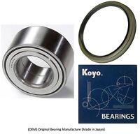 2001-2007 Toyota Sequoia 2WD Front Wheel Hub Bearing & Seal (OEM) KOYO