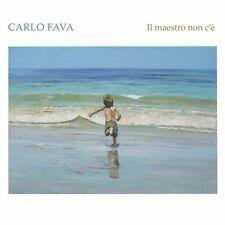 Fava Carlo Il Maestro Non C'E'   2  CD Nuovo Sigillato