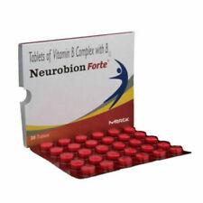 Neurobion Forte Tablet Pack Of 30 Tablets OTC Vitamin Supplements