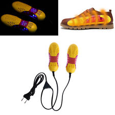 Electric Shoe Boot Dryer Heater Warmer Protector Dehumidify Sterilizer EU Plug