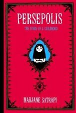 Persepolis: The Story of a Childhood by Marjane Satrapi (Paperback, 2004)