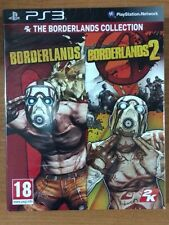 Borderlands Collection PS3 Borderlands and Borderlands 2 NEW SEALED FREE POSTAGE