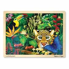 Wooden Animals Unbranded 26 - 99 Pieces Jigsaw Puzzles