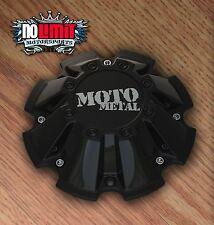 Moto Metal 962 Black Center Cap for MO962 18x9 18x10 20x9 20x12 22x14 Rims