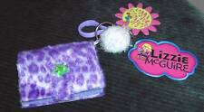LIZZIE McGUIRE MINI-PHOTO ALBUM / KEY RING, NEW WITH ORIG. TAG ~ HILLARY DUFF