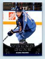 2010-11 Upper Deck Young Guns Alexander Burmistrov #203