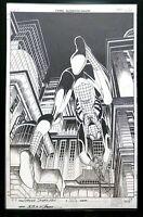 Amazing Spider-Man #505 John Romita Jr 11x17 FRAMED Original Art Print Poster Ma