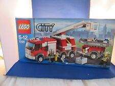 LEGO ®city 7239 brandweerwagen