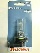 SYLVANIA Basic Light Bulb 9012 HIR2 Headlight, Pack of 1, NEW, SEALED, L@@K !!!!