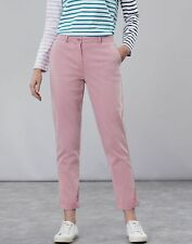 Joules Womens Hesford Chinos - PINK Size 10