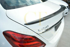 PAINTED GLOSS BLACK Mercedes Coupe W205 2015 -2020 ABS Boot Spoiler AMG STYLE