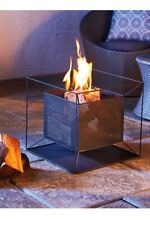 Gardenline Square Fire Basket🔥 Pit Bowl Garden Brand New ✅ Fast Delivery 📦🔥🔥