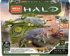 Mattel Mega Construx Halo Infinite UNSC Wasp Onslaught Vehicle (67568)