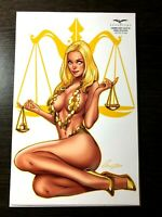 Zenescope Grimm Fairy Tales #30 Zodiac Special Exclusive Libra LTD 350 NM+
