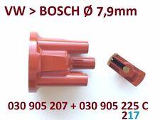 Zündverteilerkappe + Zündverteilerläufer  VW Polo 6N1  1.4 16V  1.0  1.3  1.4
