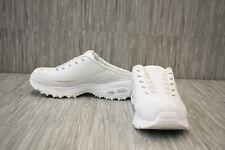 Skechers D'Lites Bright Sky 11933W Slip On Comfort Shoe-Women's Size 8W, White
