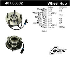 Wheel Bearing and Hub Assembly-RWD Front Centric 407.66002