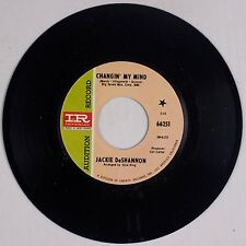 JACKIE DeSHANNON: Changin' My Mind / It's All in the Game IMPERIAL DJ Promo 45