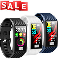 DT58 ECG HRV Smart Watch Blood Pressure Monitor Sports Bracelet IP68 Waterproof