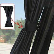 2X Car Sun Shade Side Window Curtain Auto Foldable UV Protection Accessories