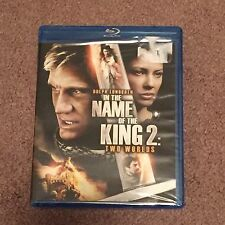 In the Name of the King II: Two Worlds (Blu-ray Disc, Movie, Widescreen, New)