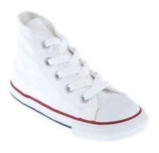Chaussures blanches moyens Converse pour garçon de 2 à 16 ans