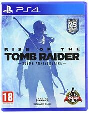 Rise Of The Tomb Raider - 20ème Anniversaire (Sony PlayStation 4, 2016)
