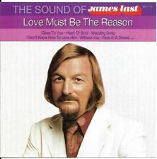 James Last - Love Must Be The Reason (CD-Album, 1997) 11 Titel - Topzustand!