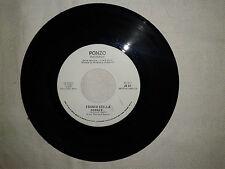 "Captain Torkive/Franco Stella–Disco Vinile 45 Giri 7"" Edizione Promo JukeBox"