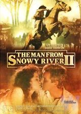 THE MAN FROM SNOWY RIVER 2 (RETURN TO)    -  DVD - REGION 4 - Sealed