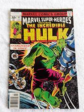 Marvel Super-Heroes #65 (Jul 1977, Marvel) Vol #1 Newsstand Fine-