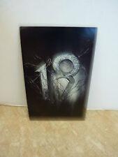 "18 Eighteen Visions Tonightless RARE Luggage 4"" Sticker Debut PROMO 2006"