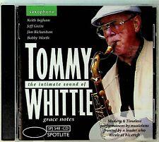 Tommy Whittle- Grace Notes CD Keith Ingram/Jeff Green/Jim Richardson/Bobby Worth