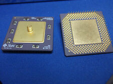 STP1021PGA-75 SUN RISC 32-BIT PGA313 CPU GOLD PGA RARE COLLECTIBLE