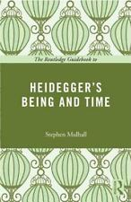 The Routledge Guidebook To Heidegger's Being And Time (the Routledge Guides T...