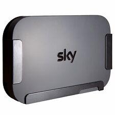 Q-View Sky Q Mini Box Wall Bracket in Black MWB-SKYQWB