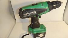 "Hitachi (DS18DVB) 18V Steel 1/2"" Driver Drill"