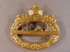 U-Boot Kriegsabzeichen 1918 , massive Ausführung, ohne Hersteller, 99420