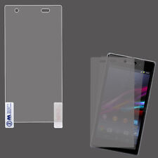 Sony Ericsson Xperia Z1S Clear LCD Screen Protector Guard with Cleaning Cloth