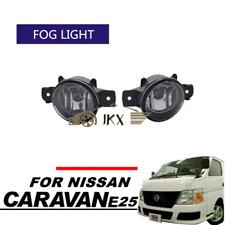 Car accessories k Driving Fog Lights Fog lamps For NISSAN Caravan URVAN E25 Van