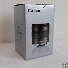 NEW CANON EF-M11-22mm F4-5.6 IS STM (EF-M 11-22mm F/4-5.6 IS STM) Lens*Offer
