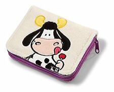 Nici Cow plush wallet 12 x 9.5 cm