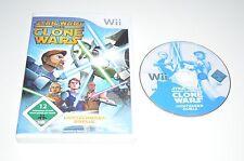 Nintendo Wii Spiel STAR WARS THE CLONE WARS