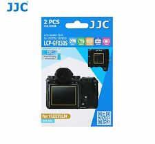 JJC LCP-GFX50 LCD Screen Protector Guard Film for FUJIFILM GFX 50S GFX 50R