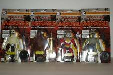 Rare Realm Of The Underworld By Zoloworld Action Figures Set Of 4 MOTU Alike
