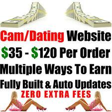 Adult Cam & Dating Website - Website For Sale - Home Online Internet Business