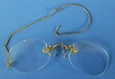 Rimless Vintage Spectacles