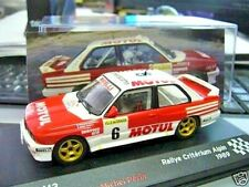 Bmw m3 e30 rally 1989 chatriot france Motul criterium Alpin Ixo Altaya 1:43