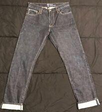 Gap 1969 Slim Fit Japanese Selvedge Denim Jeans Men's Size 30x29