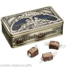 NEW Farrah's Of Harrogate Art Nouveau Fudge in Tin 300g